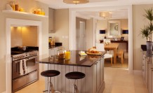 Kitchen installation, Woodtech Interiors