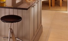 Kitchen island, Woodtech Interiors