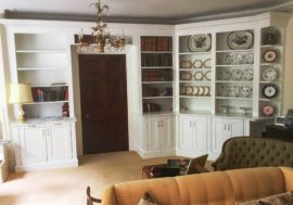 Bookcase and storage unit Woodtech Interiors